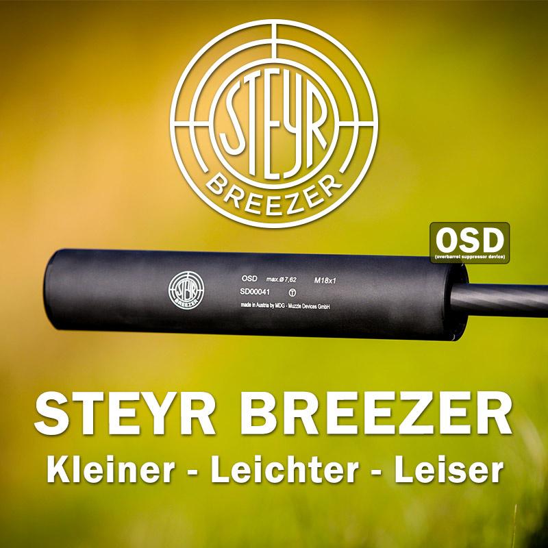 STEYR Breezer OSD HB
