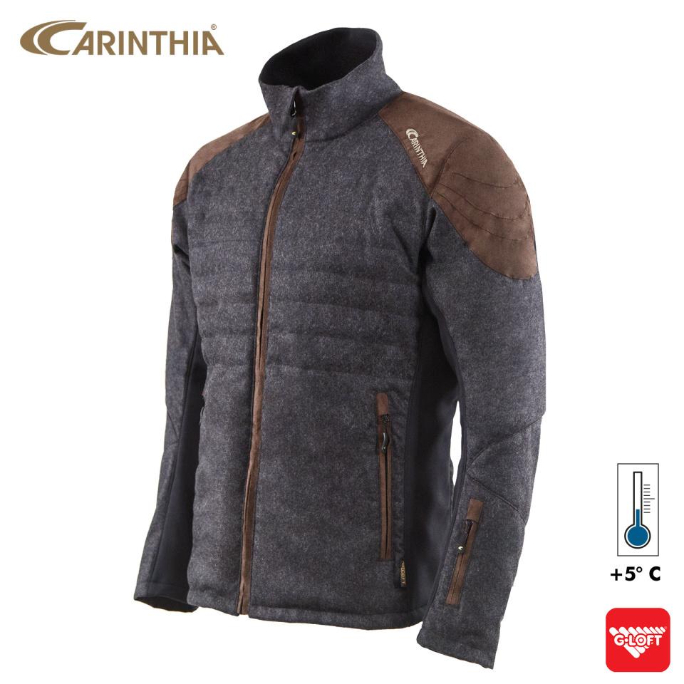 CARINTHIA G-LOFT® TLLG Jacke grau