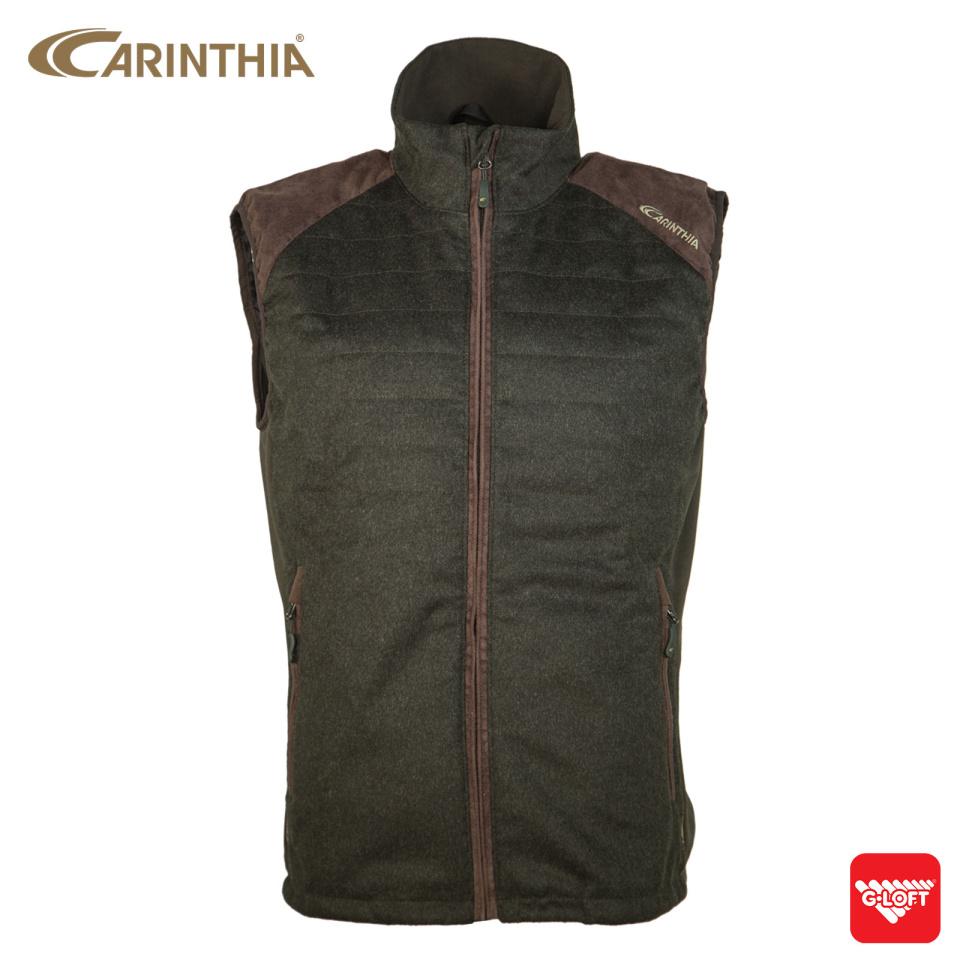 CARINTHIA G-LOFT® TLLG Weste grün