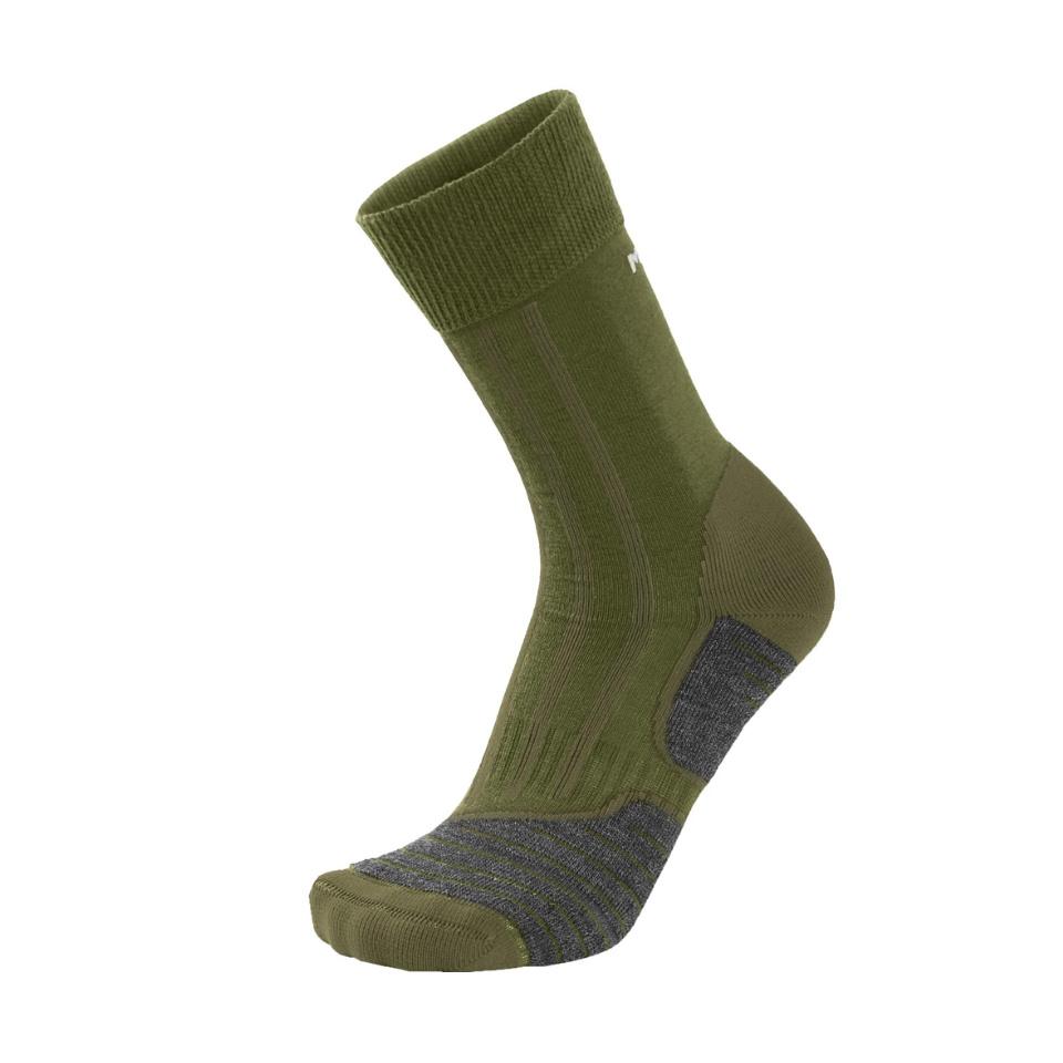 MEINDL Socken MT2 Trekking Basic Men Oliv
