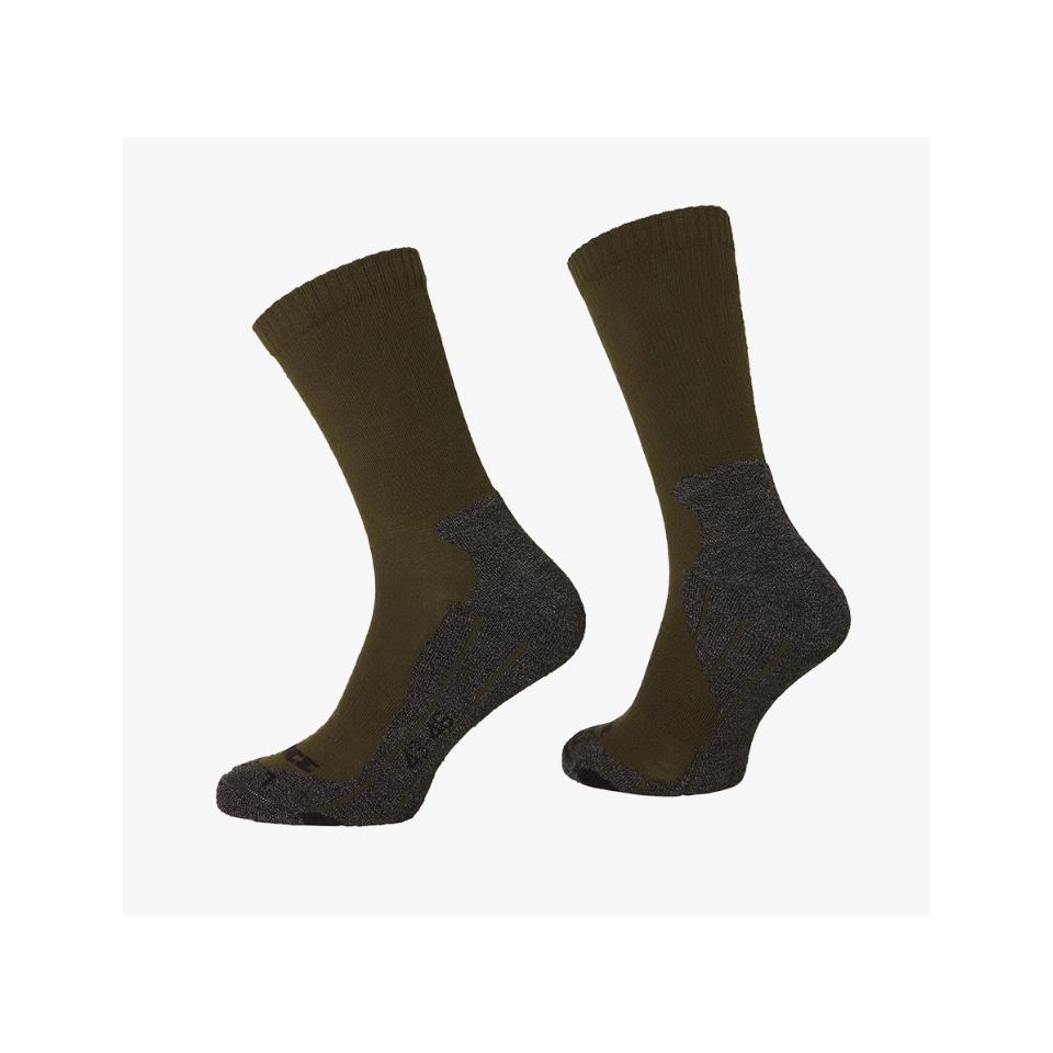 ROVINCE Socken Grün