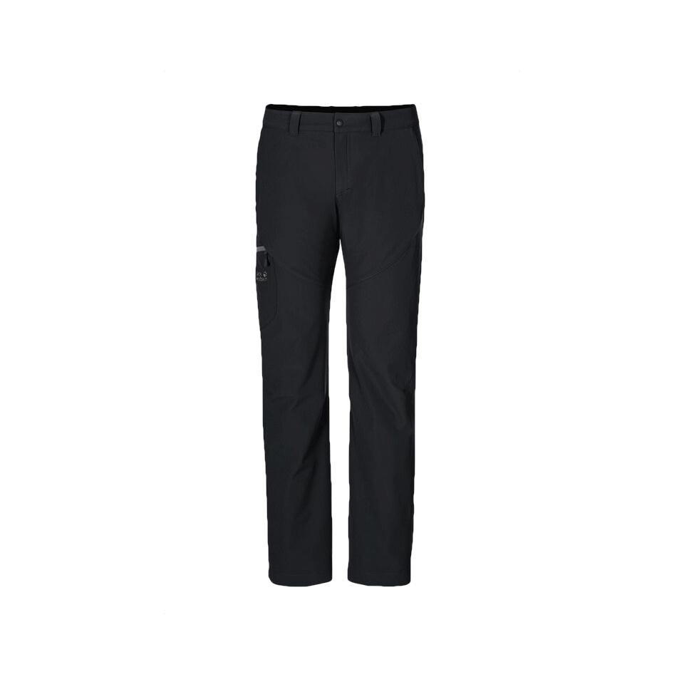 JACK WOLFSKIN Chilly Track XT Pants Men Black