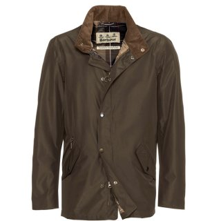 BARBOUR Spoonbill Jacke Olive
